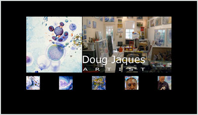 A screenshot of Doug Jaques